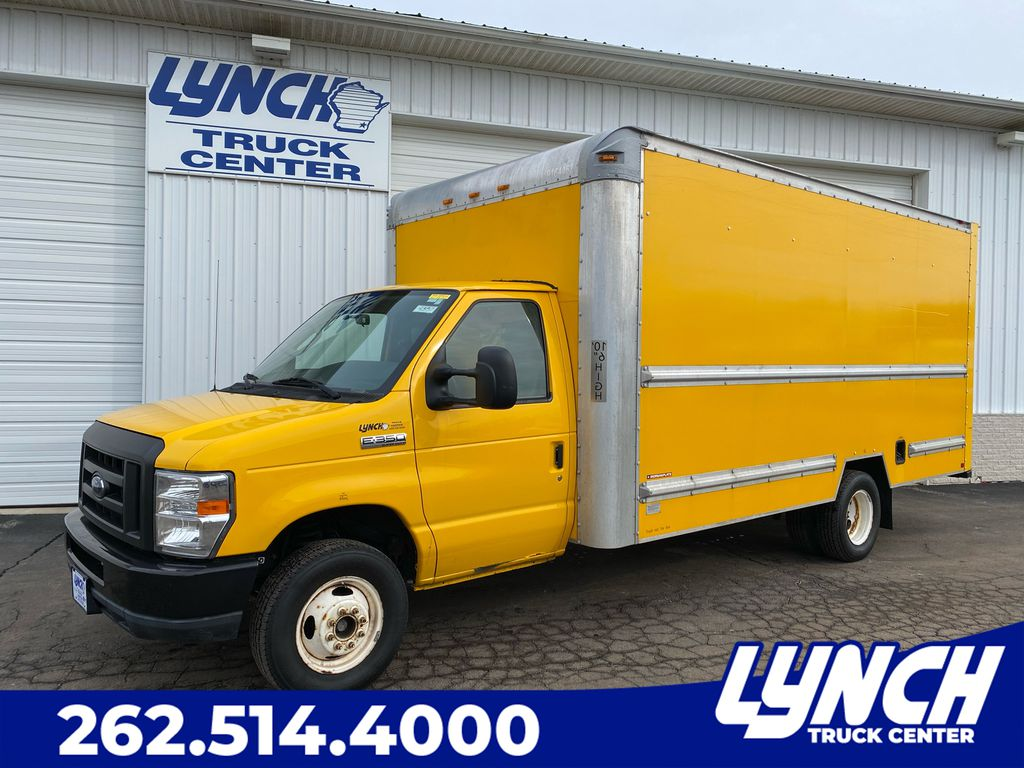 Pre-Owned 2012 Ford Econoline Commercial Cutaway BASE