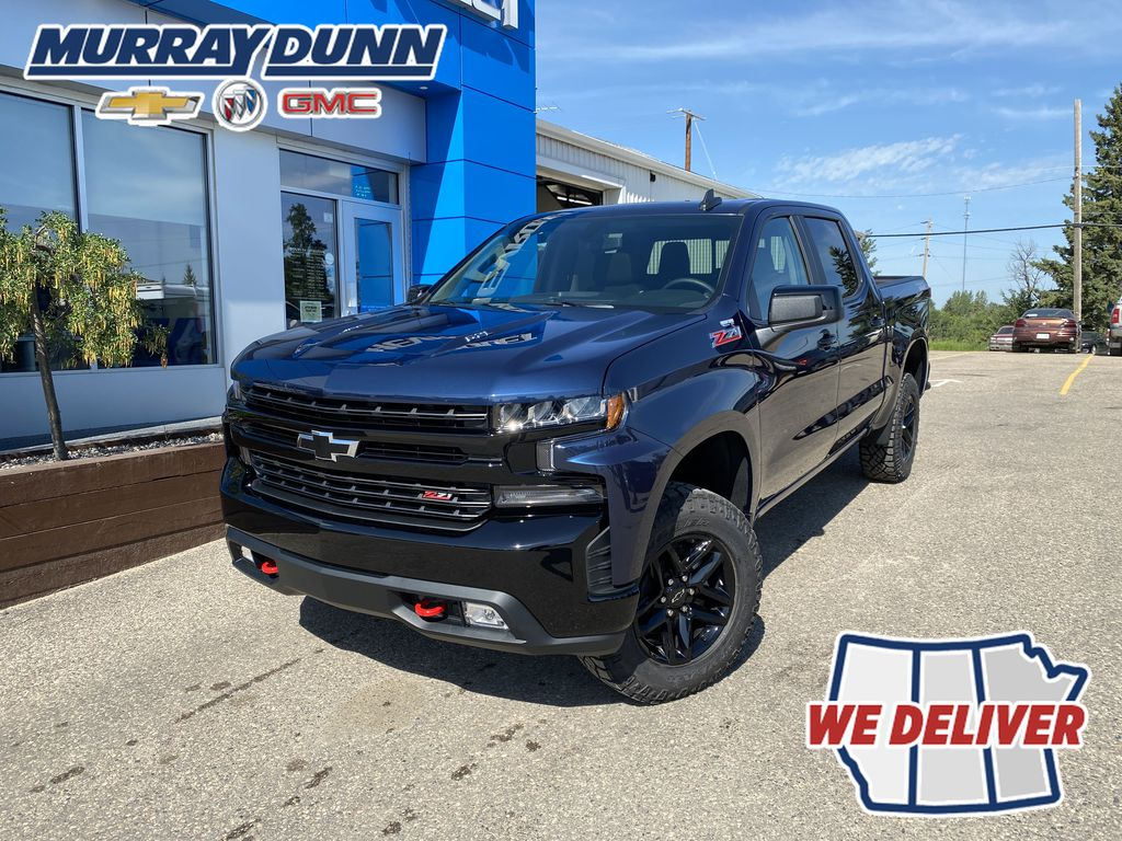 Blue[Northsky Blue Metallic] 2020 Chevrolet Silverado 1500 LT