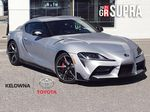 Silver[Tungsten] 2021 Toyota GR Supra 3.0 Primary Listing Photo in Kelowna BC
