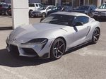 Silver[Tungsten] 2021 Toyota GR Supra 3.0 Left Front Corner Photo in Kelowna BC