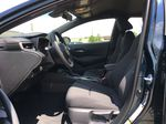 Blue[Galactic Aqua Mica] 2020 Toyota Corolla Hatchback S Package K4RBEC AM Left Front Interior Photo in Brampton ON
