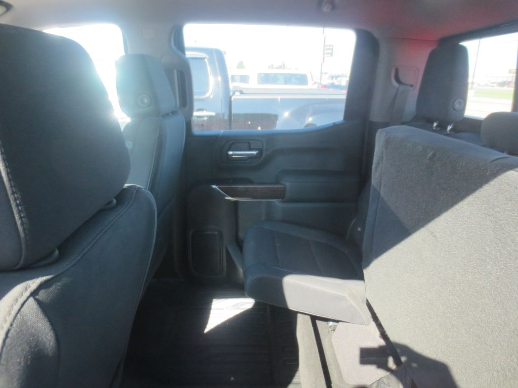 Red 2019 GMC Sierra 1500 Driver's Side Door Controls Photo in Lethbridge AB