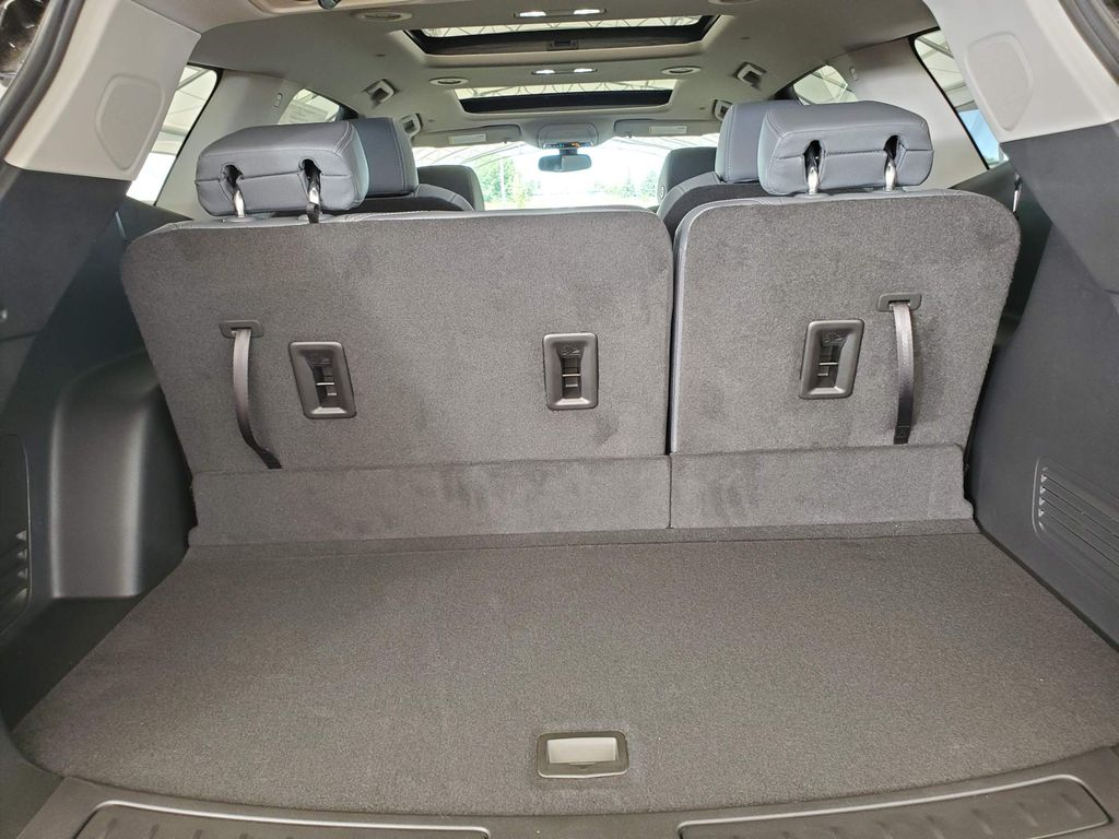 Black 2020 Buick Enclave Trunk / Cargo Area Photo in Airdrie AB