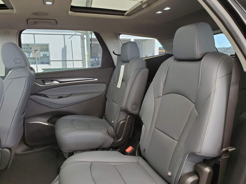 Black 2020 Buick Enclave Center Console Photo in Airdrie AB