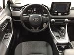 Black[Midnight Black Metallic] 2020 Toyota RAV4 LE AWD Left Front Seat Photo in Sherwood Park AB
