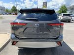 Gray[Magnetic Gray Metallic] 2020 Toyota Highlander Hybrid Platinum Package DBRCHC BA Left Front Interior Photo in Brampton ON