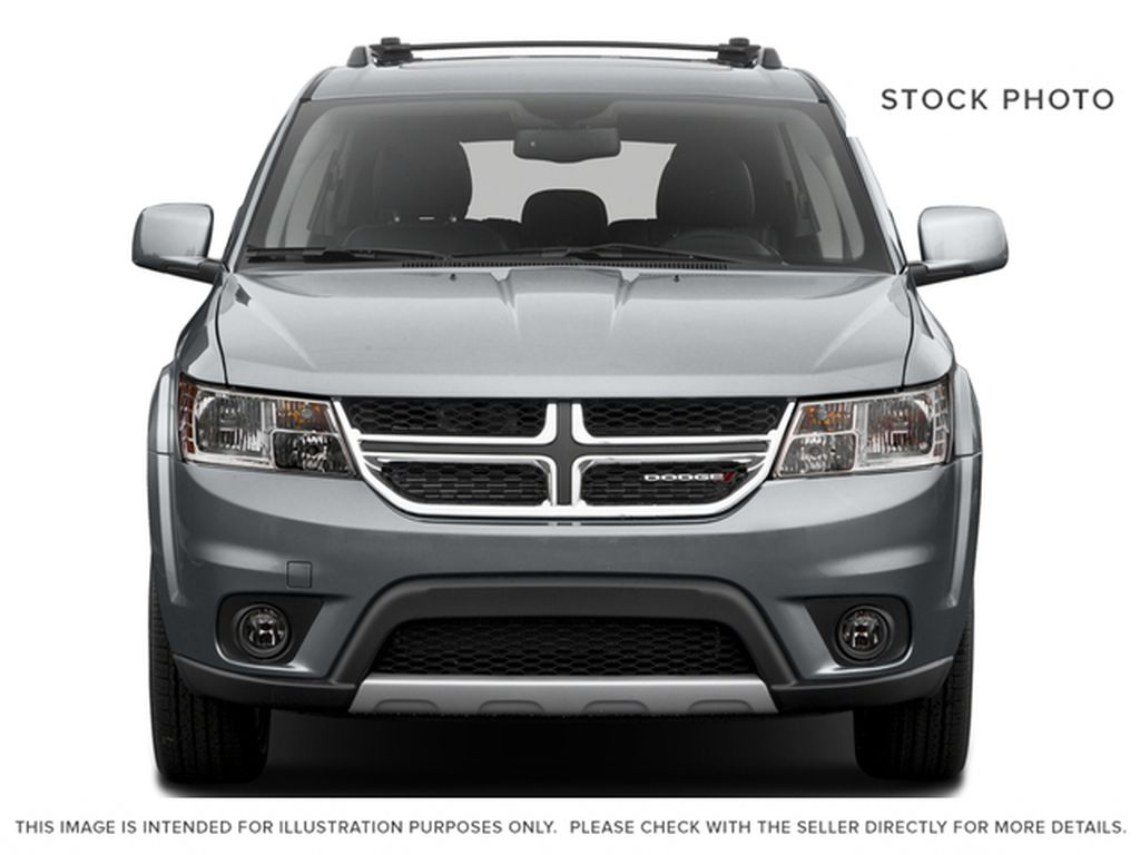White 2016 Dodge Journey Front Vehicle Photo in Medicine Hat AB
