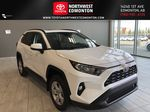Super White 2020 Toyota RAV4 Primary Listing Photo in Edmonton AB