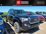 Black 2018 Toyota Tacoma SR5 Primary Listing Photo in Edmonton AB
