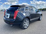 Black[Raven Black] 2011 Cadillac SRX AWD 4dr 3.0 Performance *Leather* *Heated Seats* *Sunroof* Right Rear Corner Photo in Brandon MB