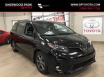 Black[Midnight Black Metallic] 2020 Toyota Sienna SE AWD Primary Listing Photo in Sherwood Park AB
