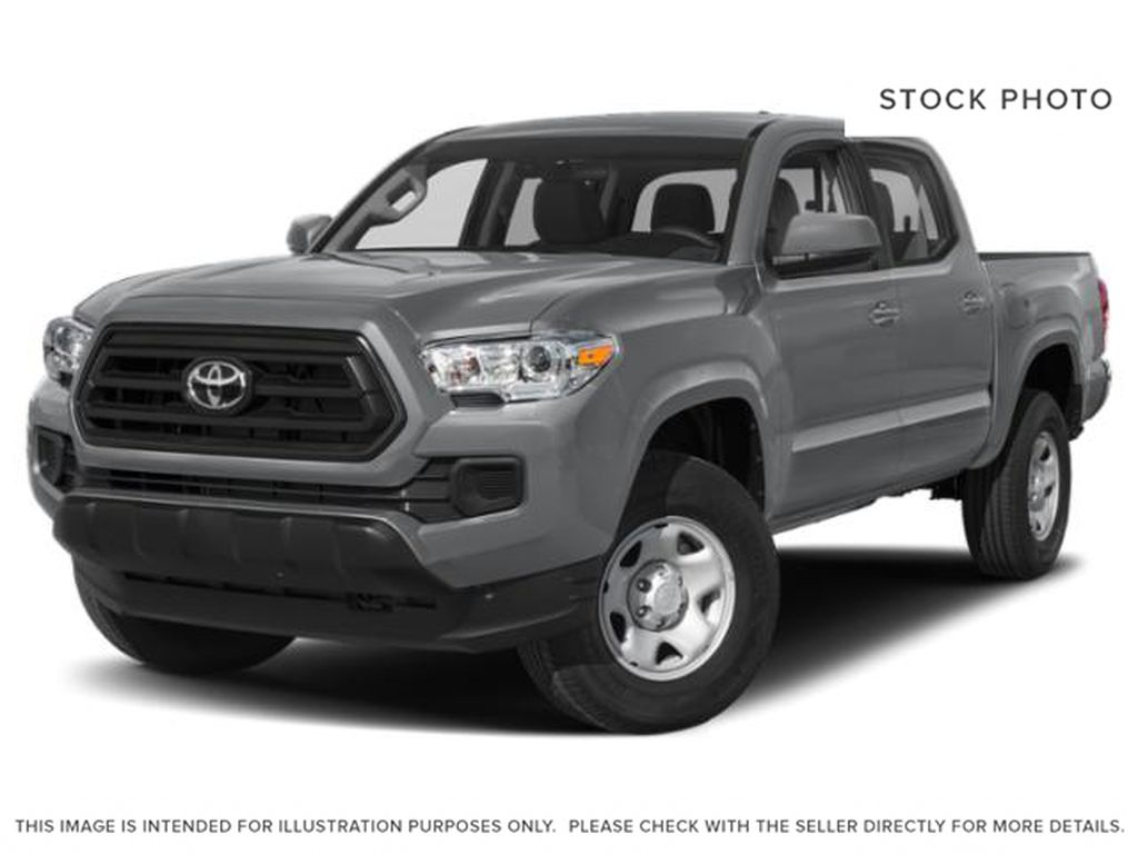Gray[Cement Grey Metallic] 2020 Toyota Tacoma