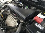 White[Pearl White] 2015 Nissan Rogue SV AWD Engine Compartment Photo in Kelowna BC