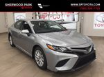 Silver[Celestial Silver Metallic] 2020 Toyota Camry SE Primary Listing Photo in Sherwood Park AB