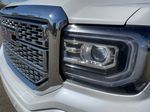 White[White Frost Tricoat] 2018 GMC Sierra 1500 Left Front Head Light / Bumper and Grill in Edmonton AB