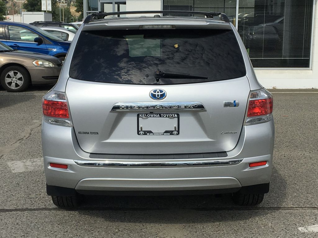 Pre-Owned 2011 Toyota Highlander Hybrid Limited I All Wheel Drive I Leather I JBL Audio