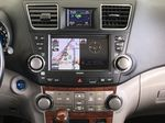 Silver[Classic Silver Metallic] 2011 Toyota Highlander Limited Hybrid Central Dash Options Photo in Kelowna BC