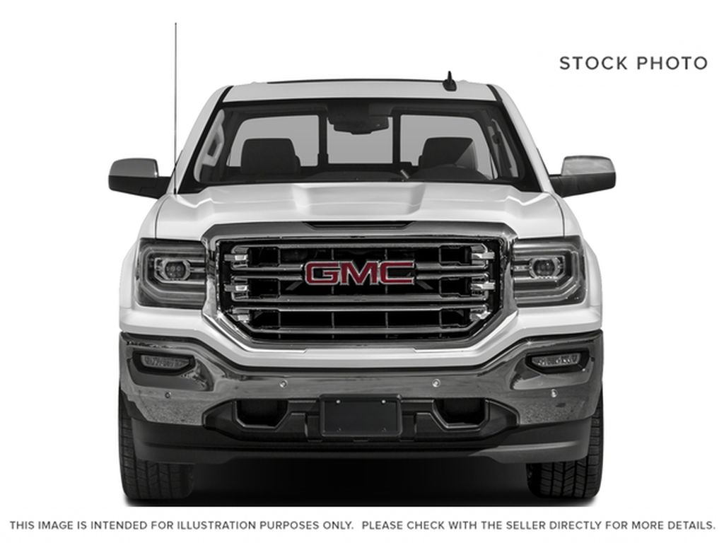 White 2018 GMC Sierra 1500 Front Vehicle Photo in Medicine Hat AB