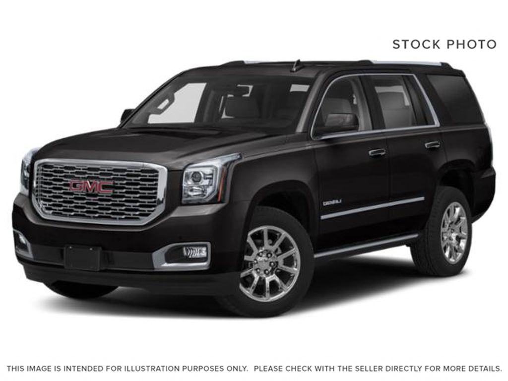 Black[Carbon Black Metallic] 2020 GMC Yukon