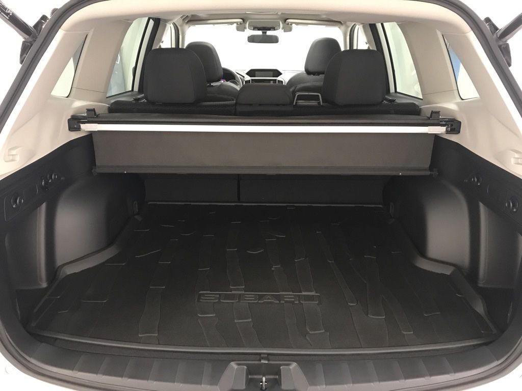 White 2020 Subaru Forester Driver's Side Door Controls Photo in Lethbridge AB