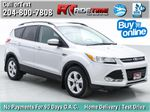 Silver[Ingot Silver Metallic] 2014 Ford Escape SE AWD - Panoramic Roof, MyFord Touch, SAT Radio Primary Listing Photo in Winnipeg MB