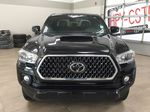 Black[Midnight Black Metallic] 2019 Toyota Tacoma TRD Sport Premium Upgrade Front Vehicle Photo in Sherwood Park AB
