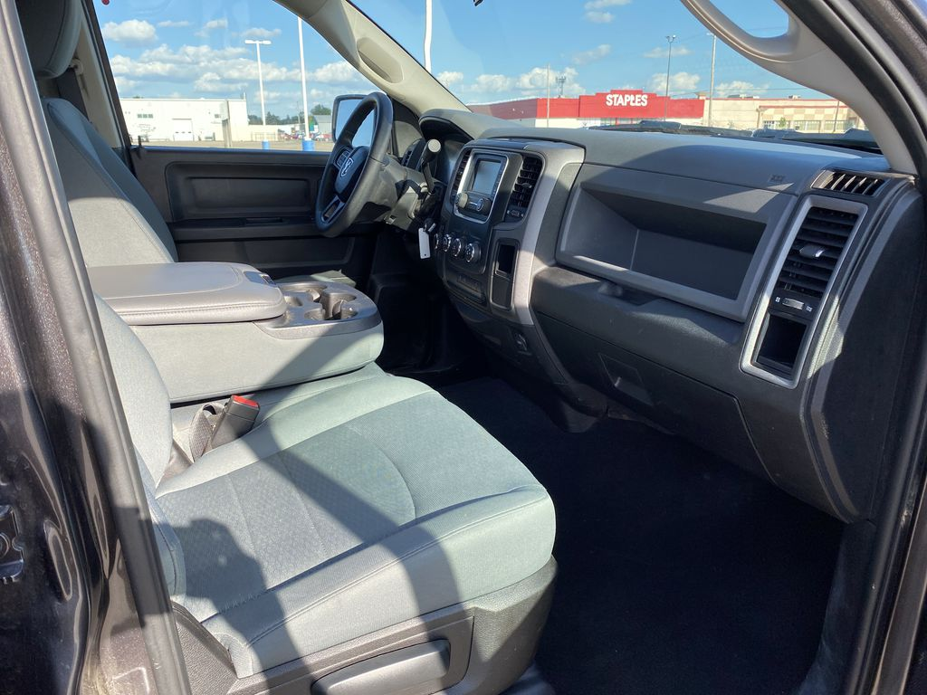 Gray 2019 Ram 1500 Classic *Bluetooth**Back-Up Cam* Right Side Front Seat  Photo in Brandon MB