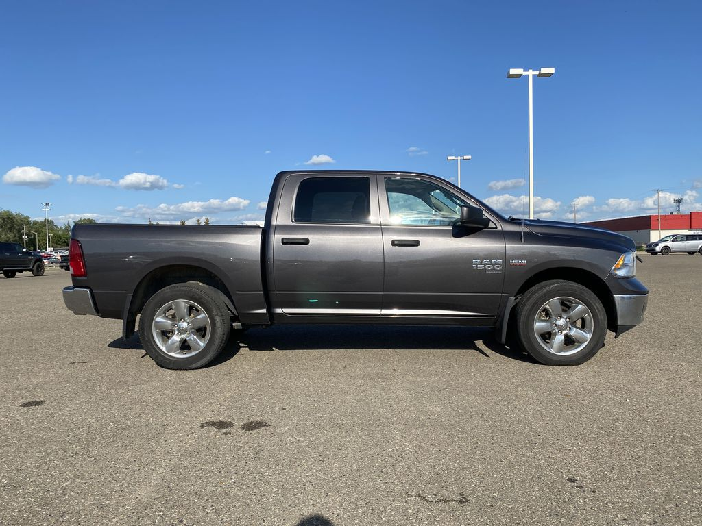 Gray 2019 Ram 1500 Classic *Bluetooth**Back-Up Cam* Right Side Photo in Brandon MB
