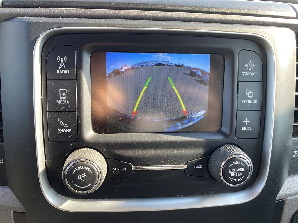 Gray 2019 Ram 1500 Classic *Bluetooth**Back-Up Cam* Additional Photo in Brandon MB