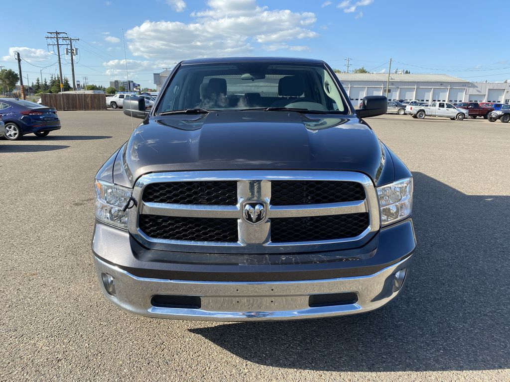 Gray 2019 Ram 1500 Classic *Bluetooth**Back-Up Cam* Front Vehicle Photo in Brandon MB