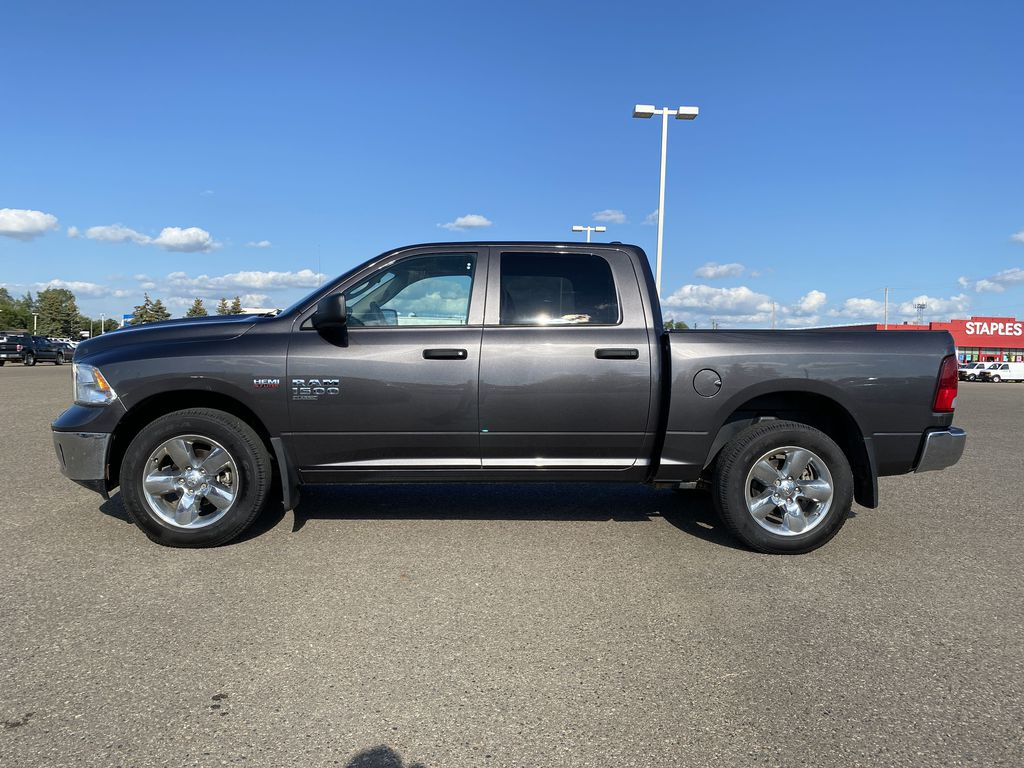 Gray 2019 Ram 1500 Classic *Bluetooth**Back-Up Cam* Left Side Photo in Brandon MB