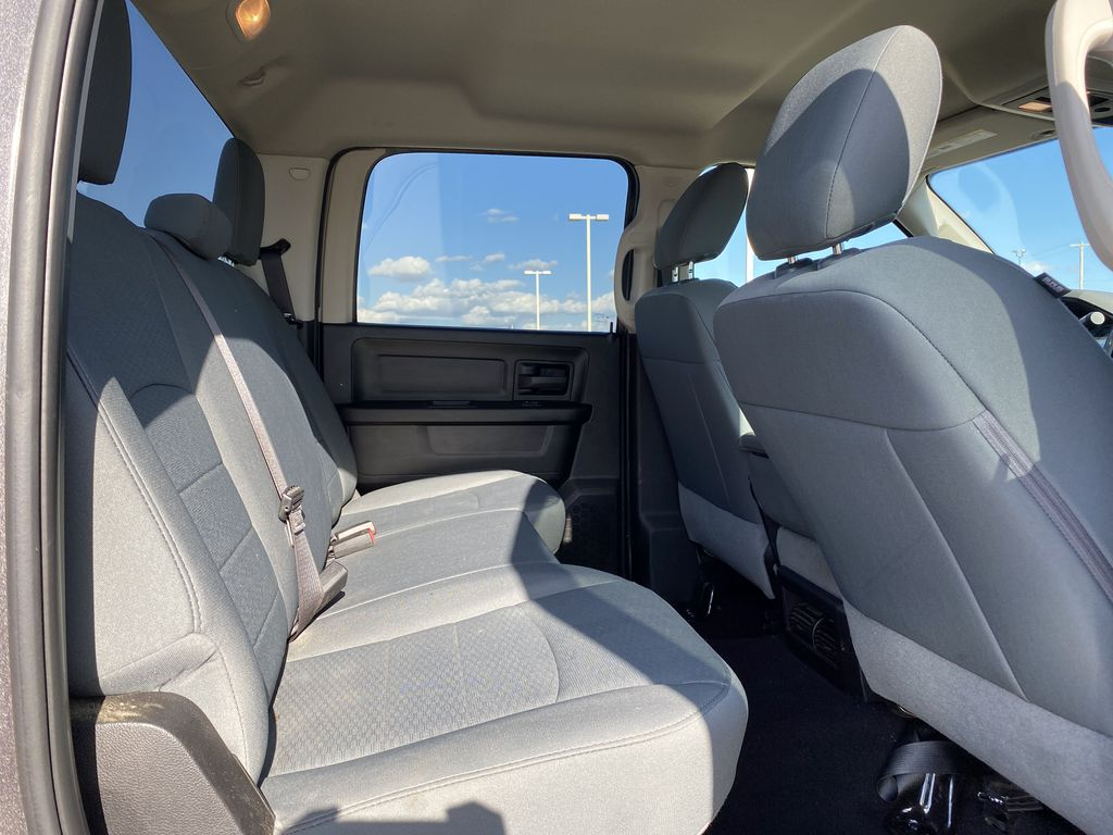 Gray 2019 Ram 1500 Classic *Bluetooth**Back-Up Cam* Rear Seat Photo in Brandon MB