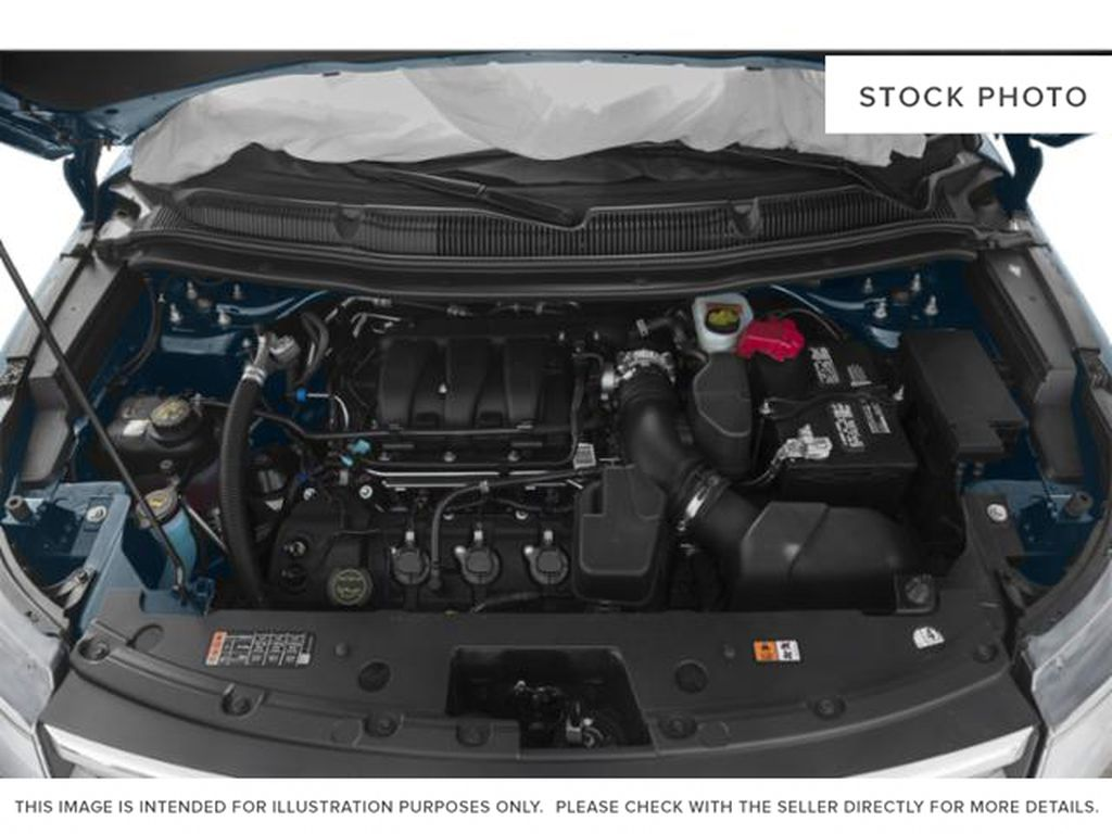 Black[Shadow Black] 2018 Ford Explorer Engine Compartment Photo in Dartmouth NS
