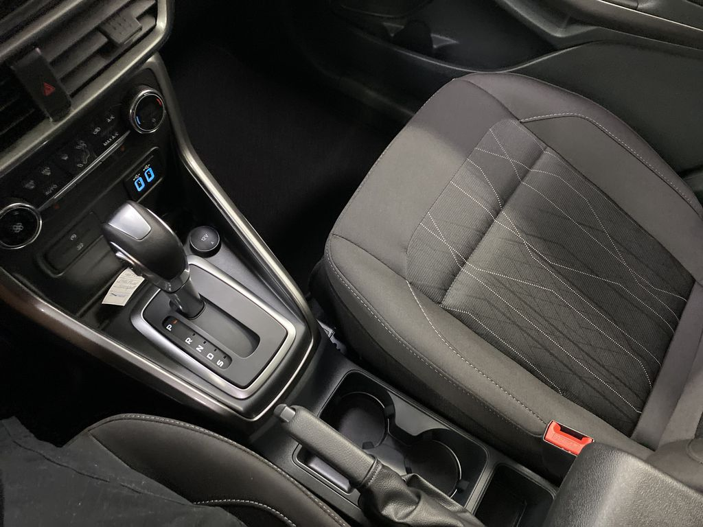 Blue[Blue Candy Metallic Tinted Clearcoat] 2020 Ford EcoSport Center Console Photo in Dartmouth NS