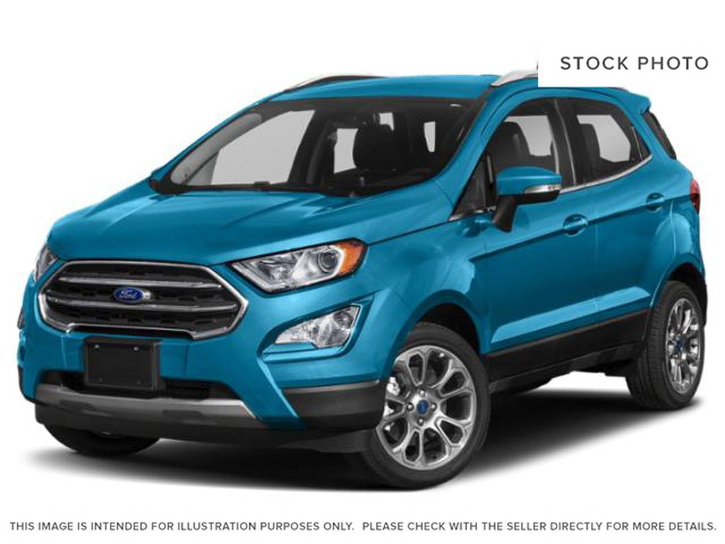 Blue[Blue Candy Metallic Tinted Clearcoat] 2020 Ford EcoSport