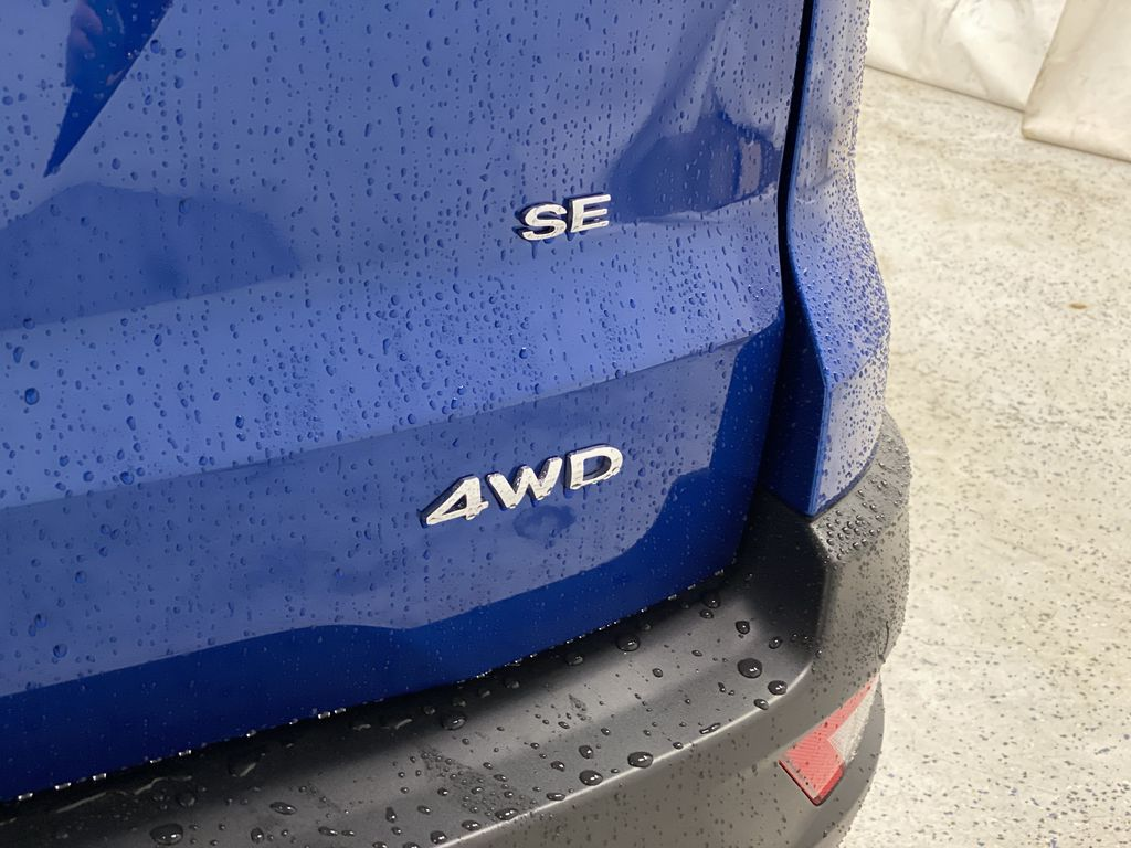 Blue[Blue Candy Metallic Tinted Clearcoat] 2020 Ford EcoSport Trim Specific Photo in Dartmouth NS