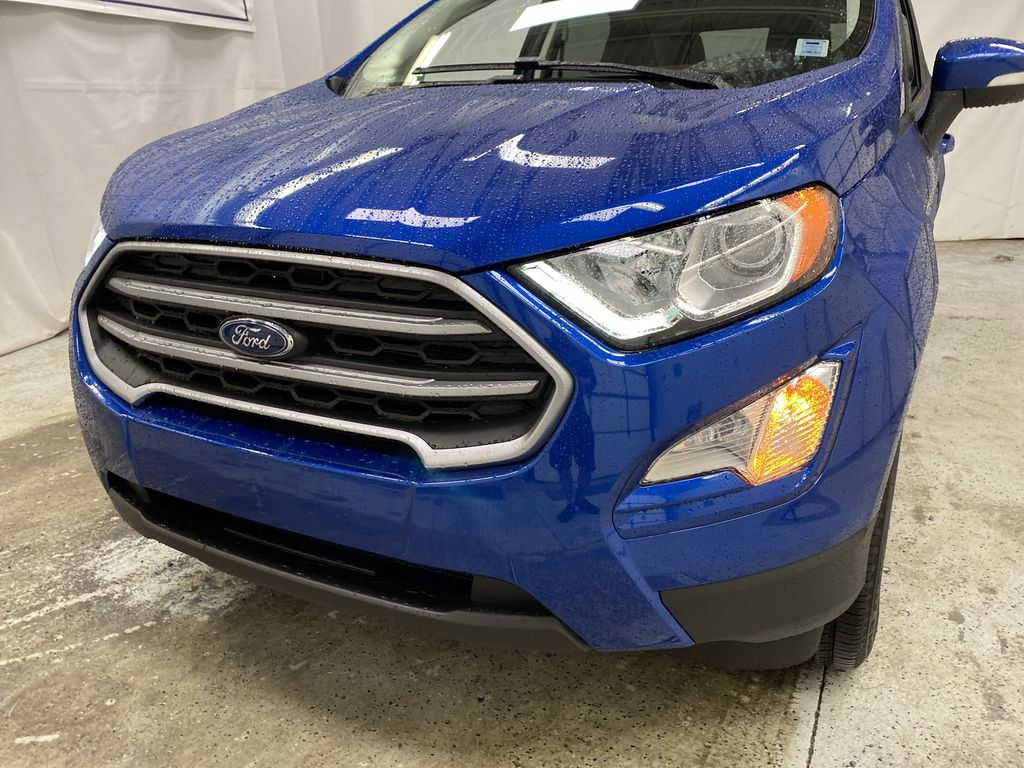 Blue[Blue Candy Metallic Tinted Clearcoat] 2020 Ford EcoSport Left Front Head Light / Bumper and Grill in Dartmouth NS