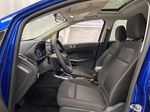 Blue[Blue Candy Metallic Tinted Clearcoat] 2020 Ford EcoSport Left Front Interior Photo in Dartmouth NS