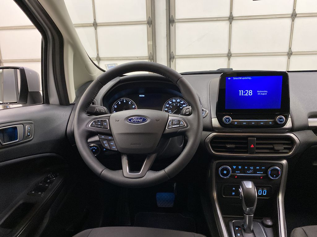 Silver[Moondust Silver Metallic] 2020 Ford EcoSport Strng Wheel: Frm Rear in Dartmouth NS