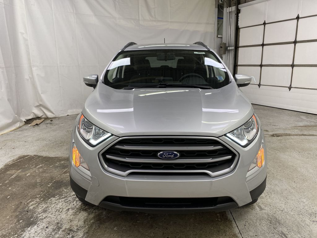 Silver[Moondust Silver Metallic] 2020 Ford EcoSport Front Vehicle Photo in Dartmouth NS