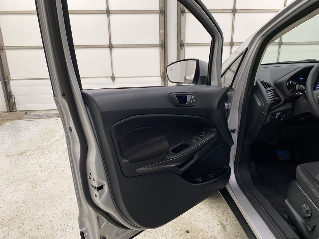 Silver[Moondust Silver Metallic] 2020 Ford EcoSport Left Front Interior Door Panel Photo in Dartmouth NS