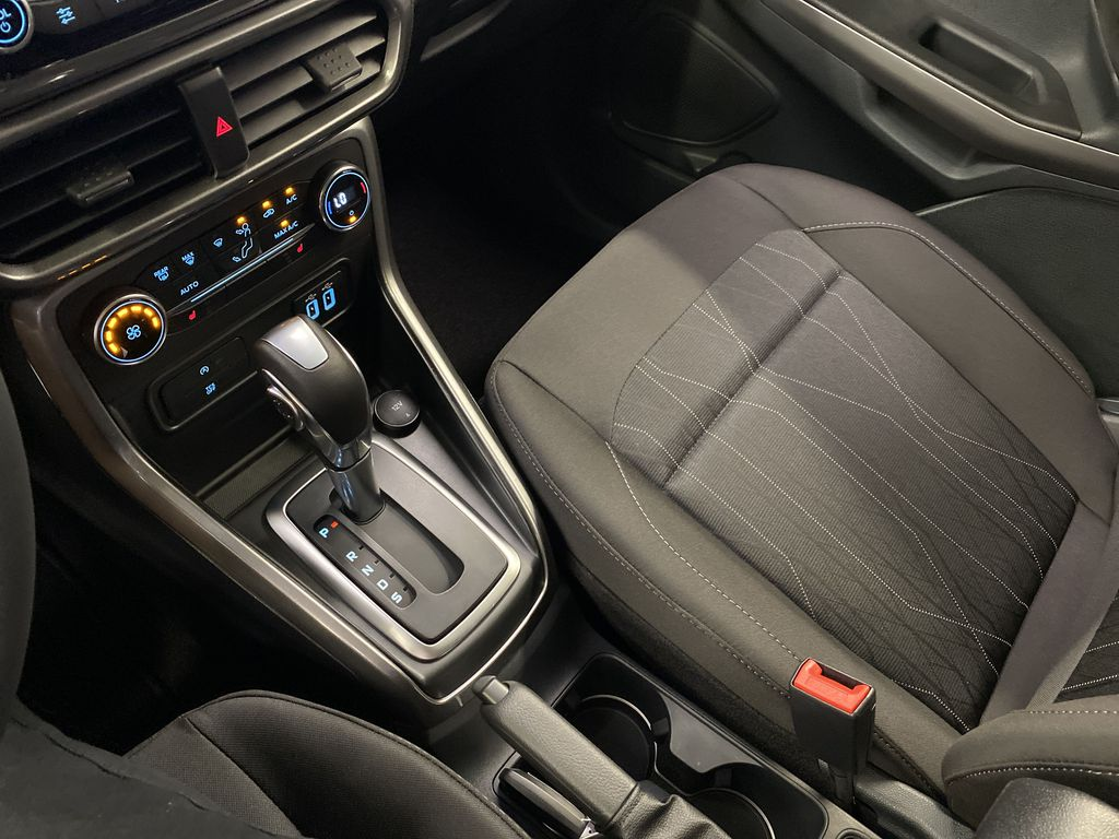 Silver[Moondust Silver Metallic] 2020 Ford EcoSport Center Console Photo in Dartmouth NS