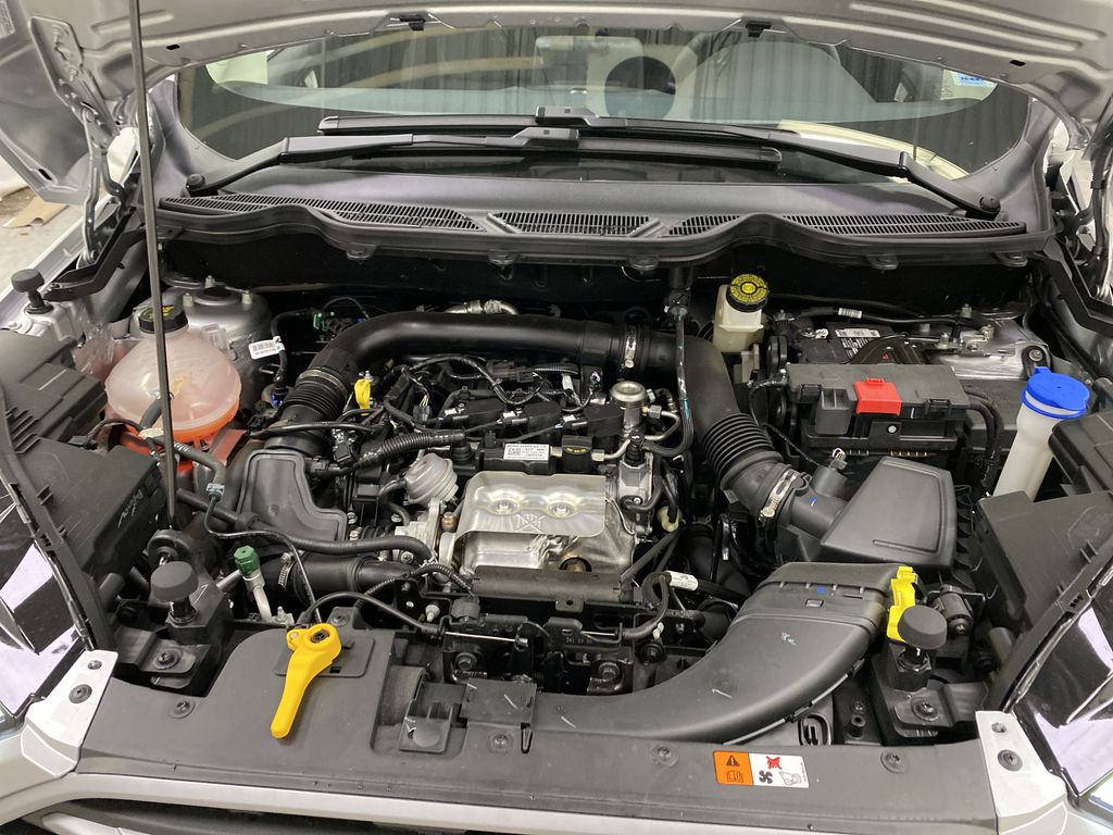 Silver[Moondust Silver Metallic] 2020 Ford EcoSport Engine Compartment Photo in Dartmouth NS