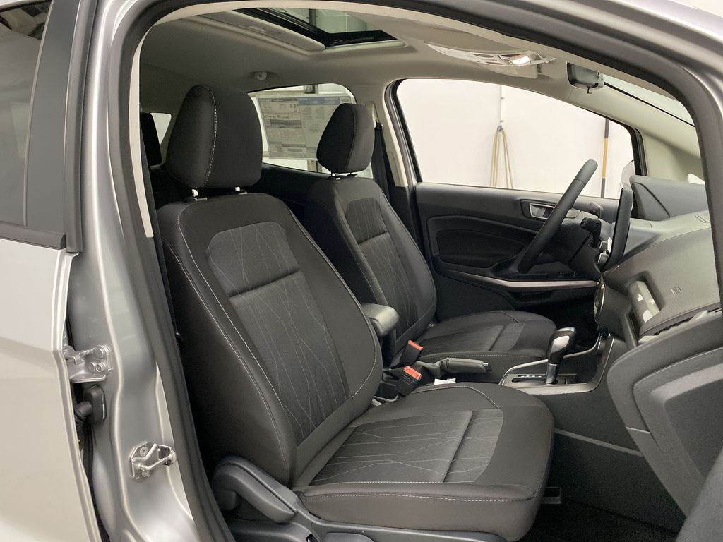 Silver[Moondust Silver Metallic] 2020 Ford EcoSport Right Side Front Seat  Photo in Dartmouth NS