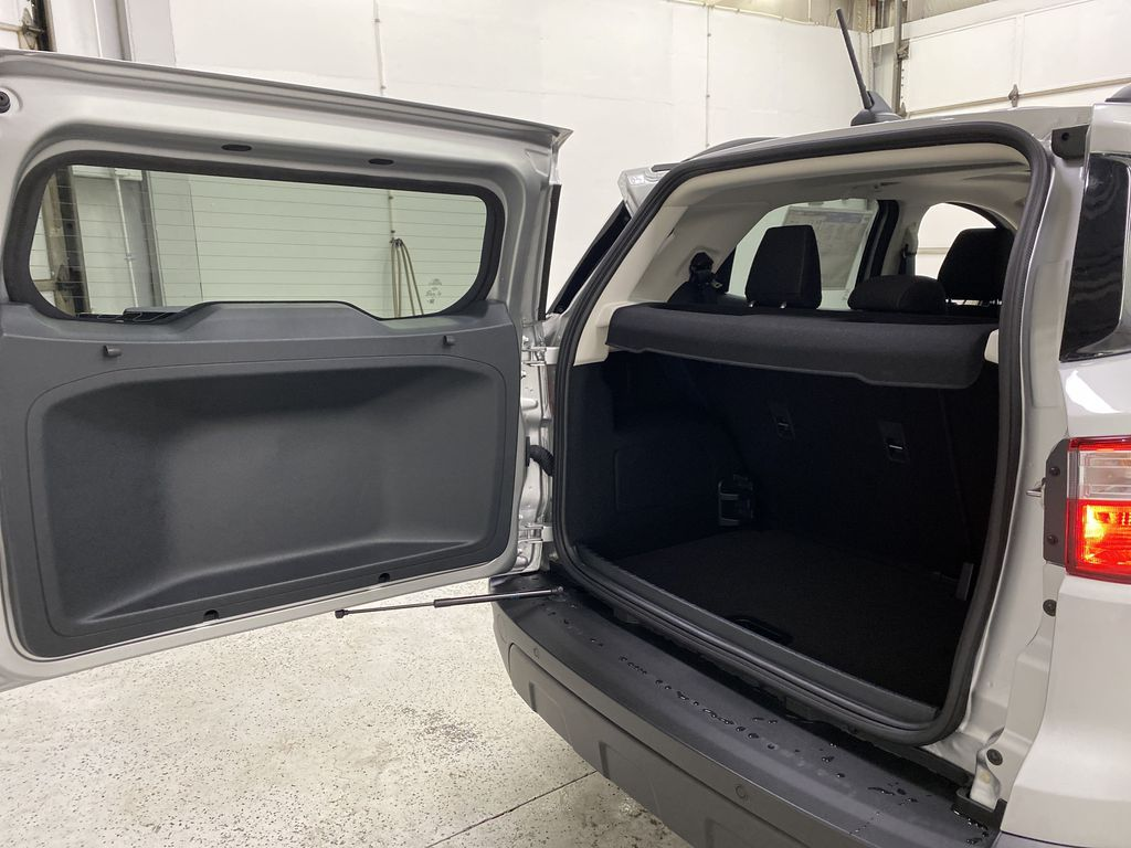Silver[Moondust Silver Metallic] 2020 Ford EcoSport Trunk / Cargo Area Photo in Dartmouth NS