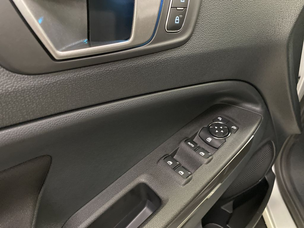 Silver[Moondust Silver Metallic] 2020 Ford EcoSport  Driver's Side Door Controls Photo in Dartmouth NS