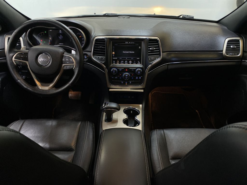 SILVER 2014 Jeep Grand Cherokee Limited - Summer/Winter Tires, Remote Start, Heated Leather Strng Wheel/Dash Photo: Frm Rear in Edmonton AB