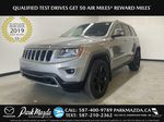 SILVER 2014 Jeep Grand Cherokee Limited - Summer/Winter Tires, Remote Start, Heated Leather Primary Listing Photo in Edmonton AB