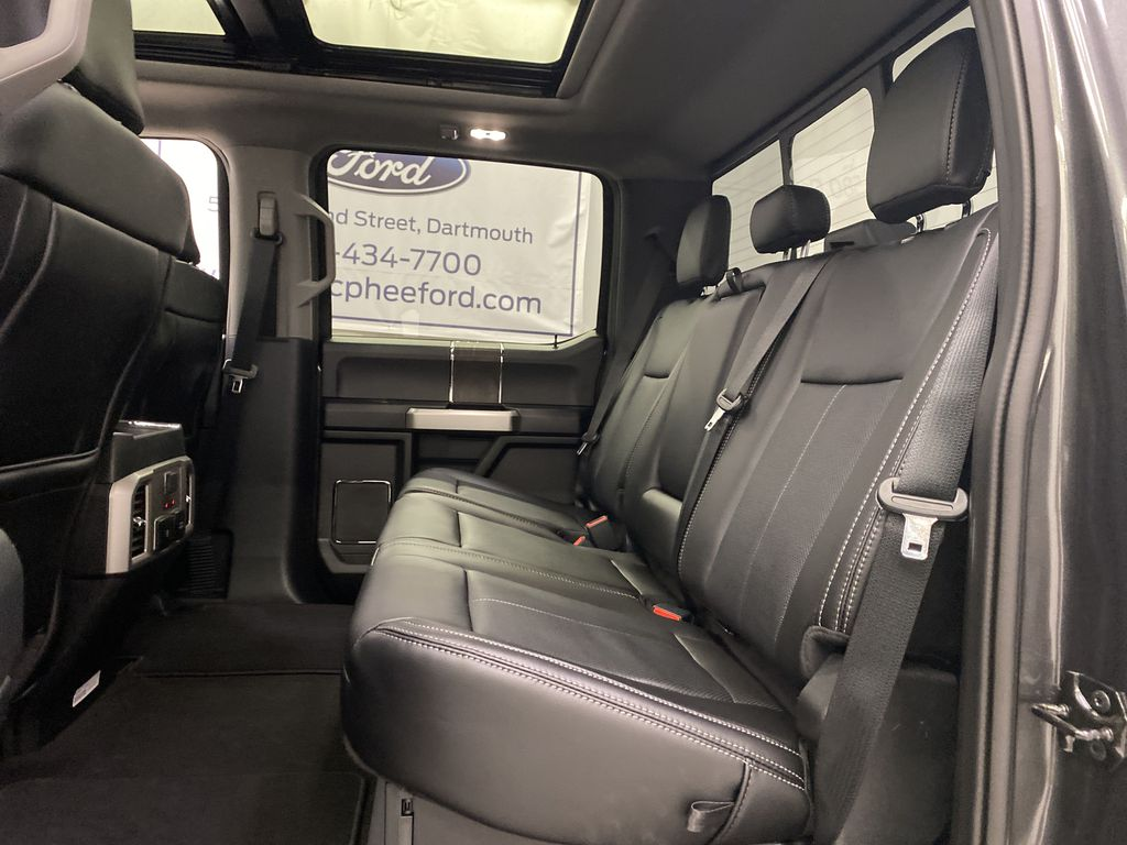 MAGNETIC 2020 Ford Super Duty F-250 SRW Left Side Rear Seat  Photo in Dartmouth NS