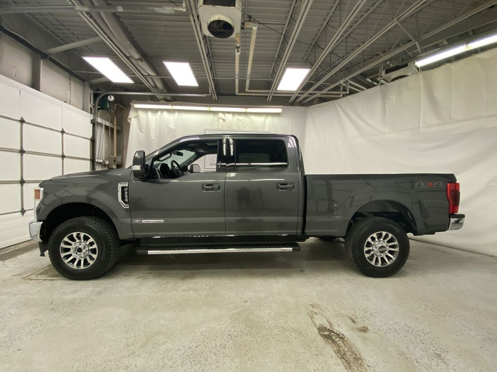 MAGNETIC 2020 Ford Super Duty F-250 SRW Left Side Photo in Dartmouth NS